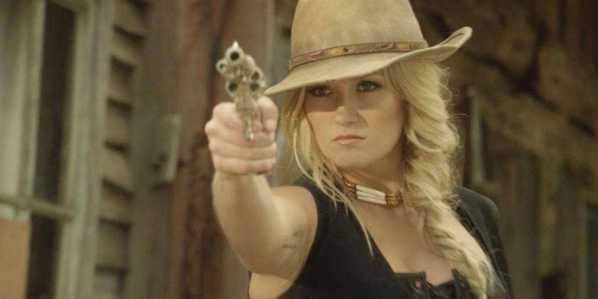 Meghan Patrick music video screenshot