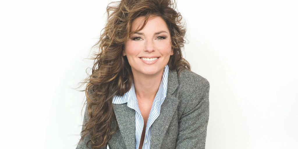 Shania Twain gets interviewed by The Guardian