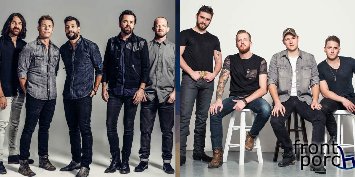 James Barker Band is a Canadian Country band similar to Old Dominion