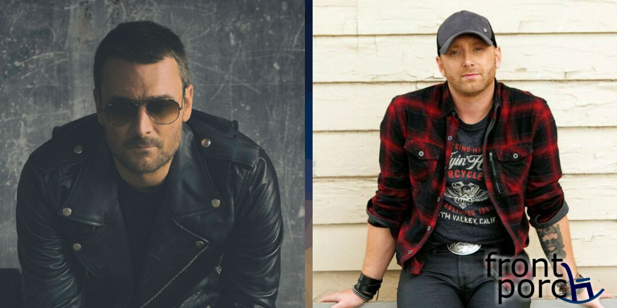 Tim Hicks is a Canadian country artist who is similar to Eric Church