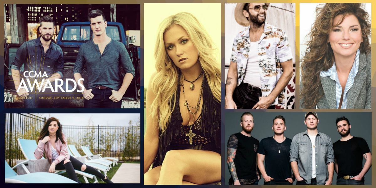 The nominees for the 2018 CCMA Awards