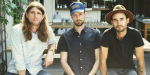 Canadian Folk band The East Pointers interview on the Front Porch
