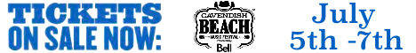 Buy Tickets for Cavendish Beach Music Festival
