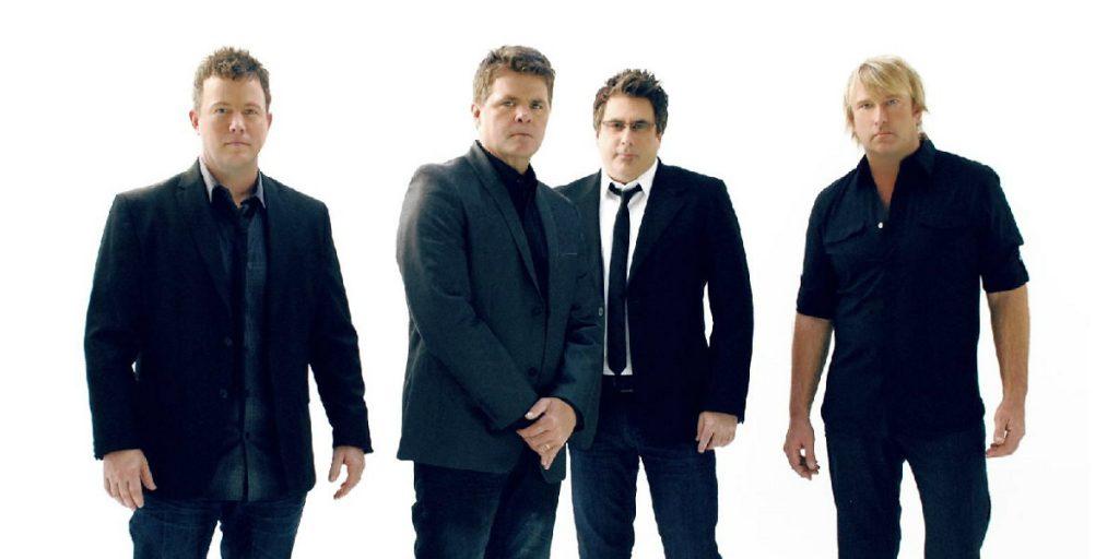 Lonestar is performing at Country Thunder in Saskatchewan