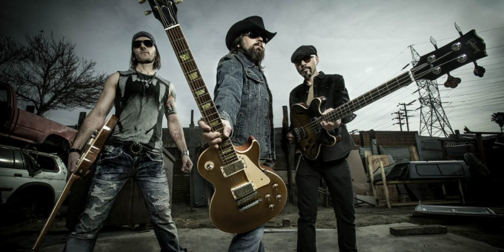Canadian Country Band The Road Hammers