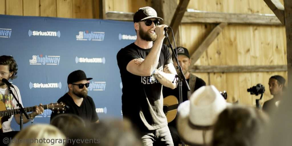 Canadian country artist performing at Boots & Hearts 2018