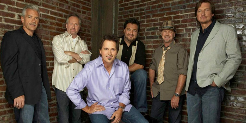 Classic country band Diamond Rio