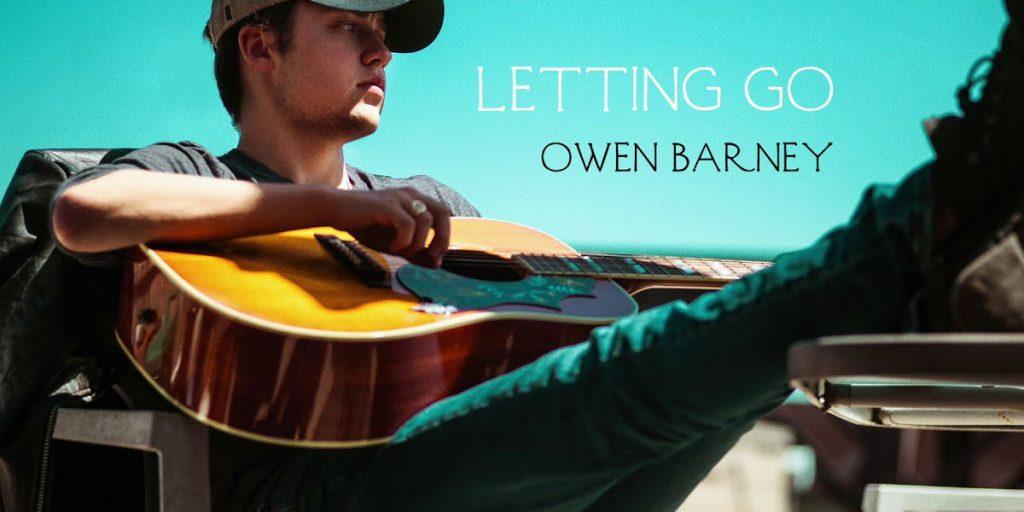 Owen Barney's new single Letting Go