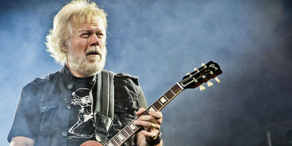 Randy Bachman is performing at the 2019 Havelock Country Jamboree