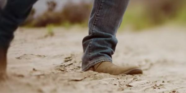 Cool Cowboy Boots on Tim Hicks