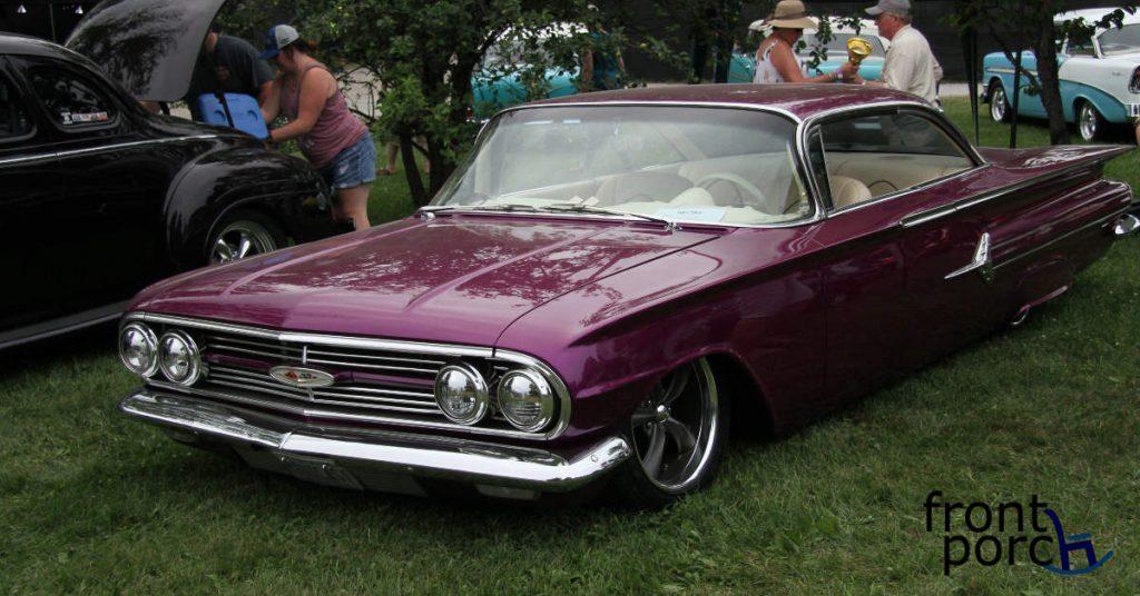Big Sky Music Festival Classic Car