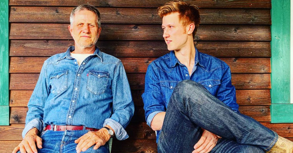 Father-son country duo Son of John