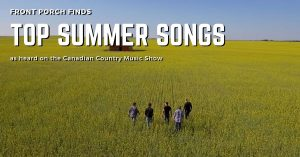 Top Canadian Country Summer Songs