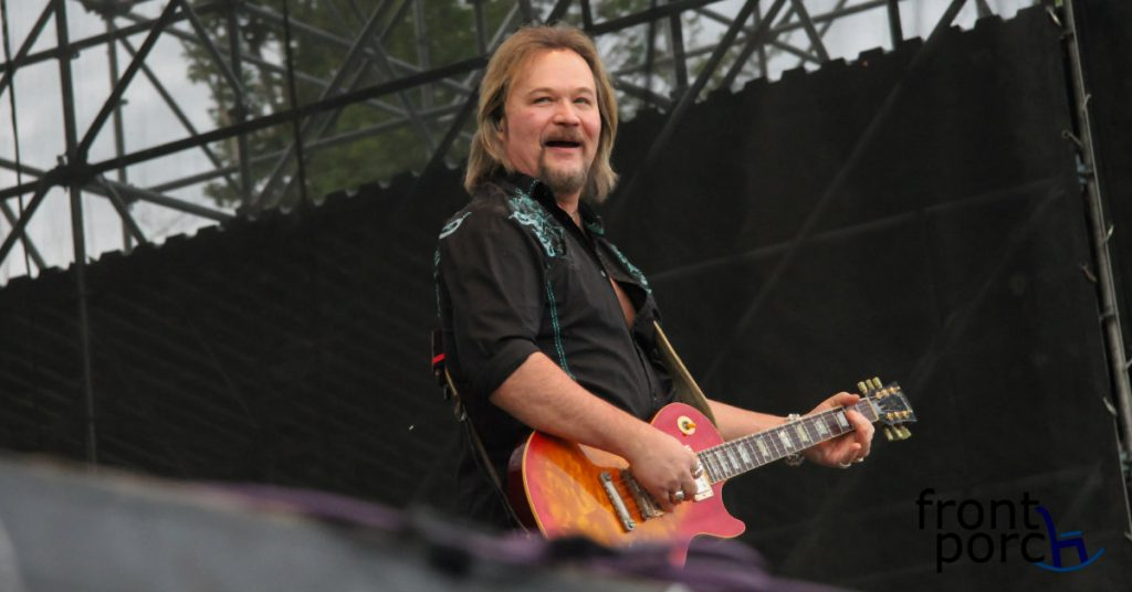 Travis Tritt Playing the Big Sky Music Festival