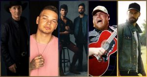Headliners for the 2020 country thunder festival in Saskatchewan