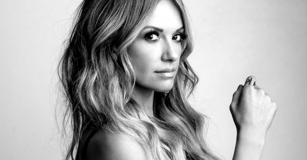 Female Country artist Carly Pearce