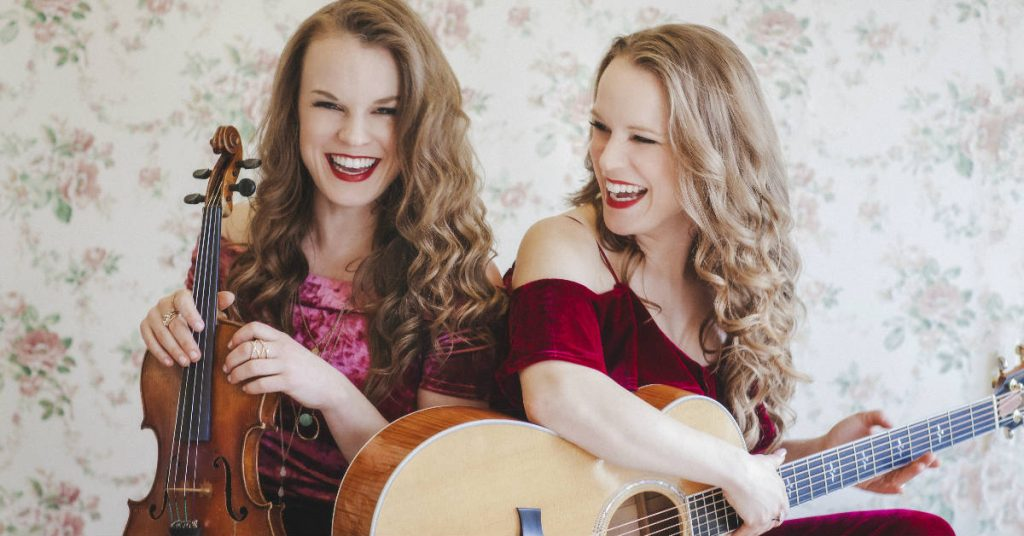 Twin sisters Twin Kennedy talk about new music