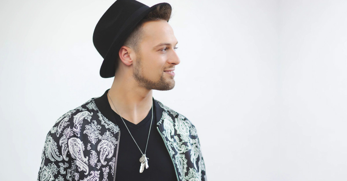 Profile of Canadian country artist Shawn Richard