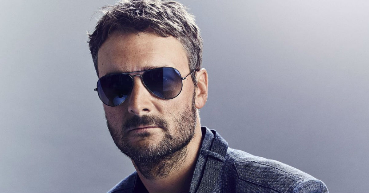 Eric Church will be performing at the 2021 Boots & Hearts Music Festival
