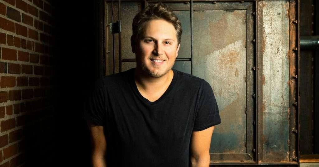Canadian country artist Jason Blaine