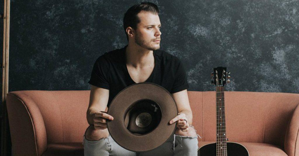Country artist Josh Ross