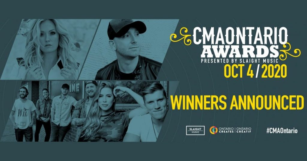 winners from the 2020 cmao awards