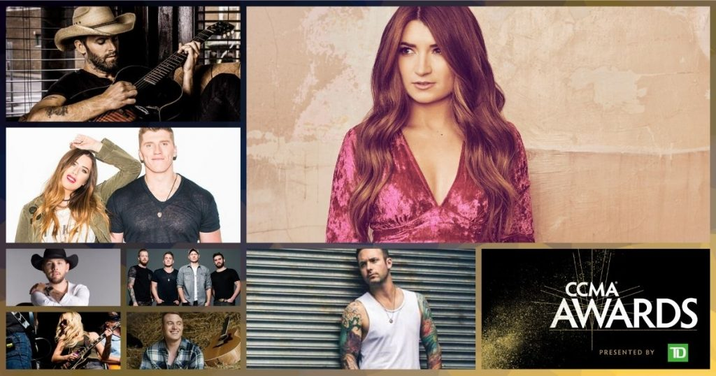 The 2020 CCMA Award Nominees