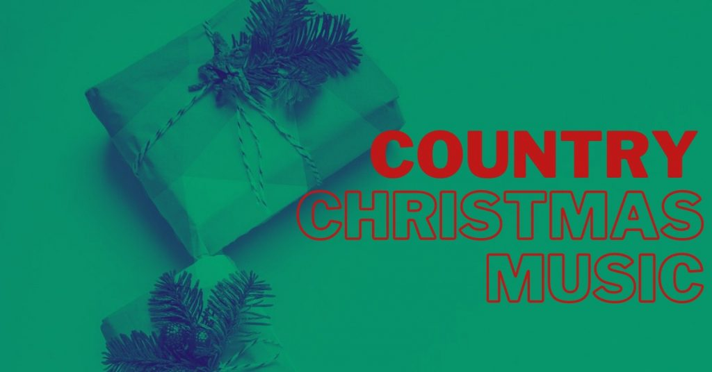 best canadian country christmas music playlist