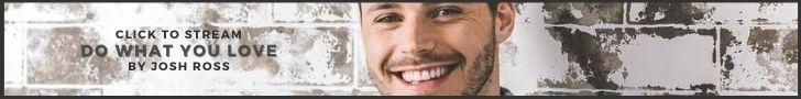"Stream Josh Ross' new EP ""Do What You Love"""
