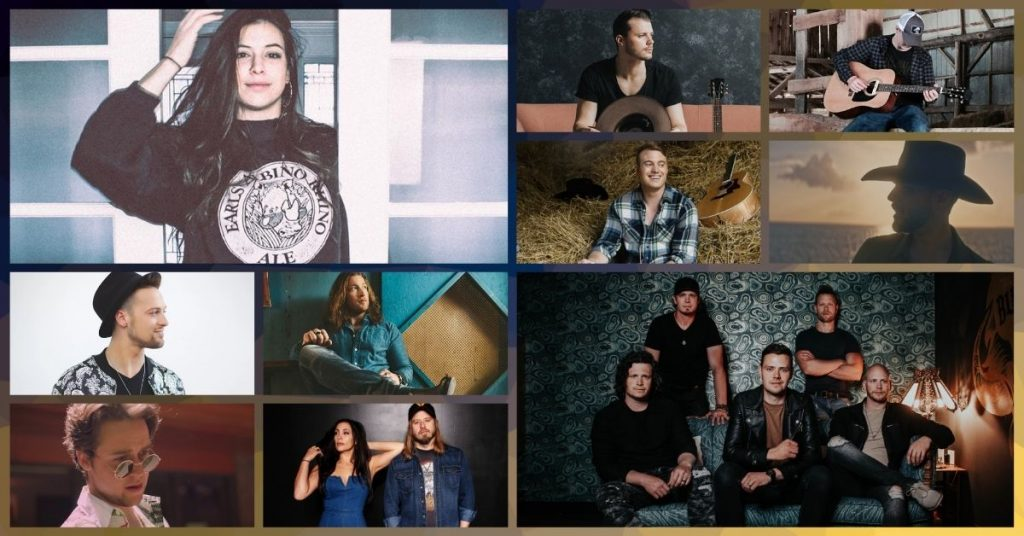 Top 10 Canadian country songs of 2020