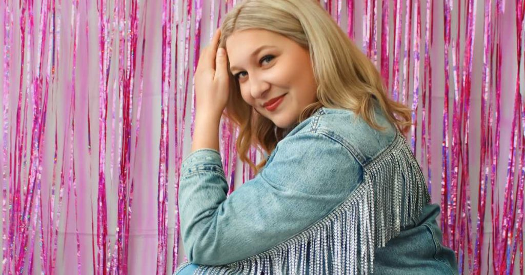 Female country artist Paige Rutledge