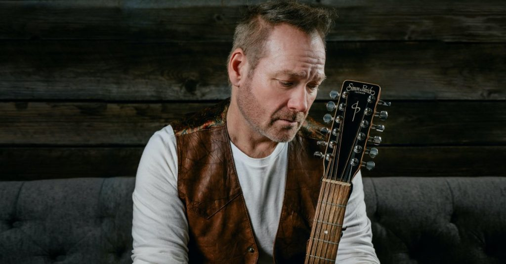Country artist Marshall Potts
