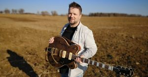 Canadian country artist Jeff Catto