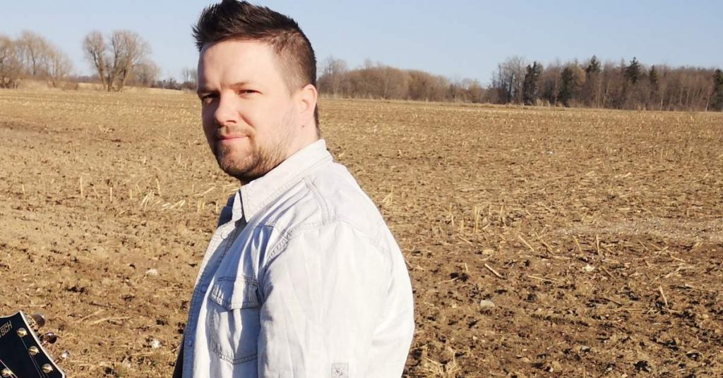 Country and Christian artist Jeff Catto
