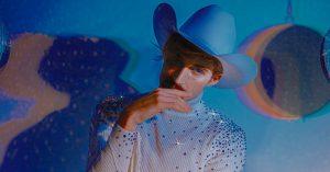 Gay country artist Robert Adam