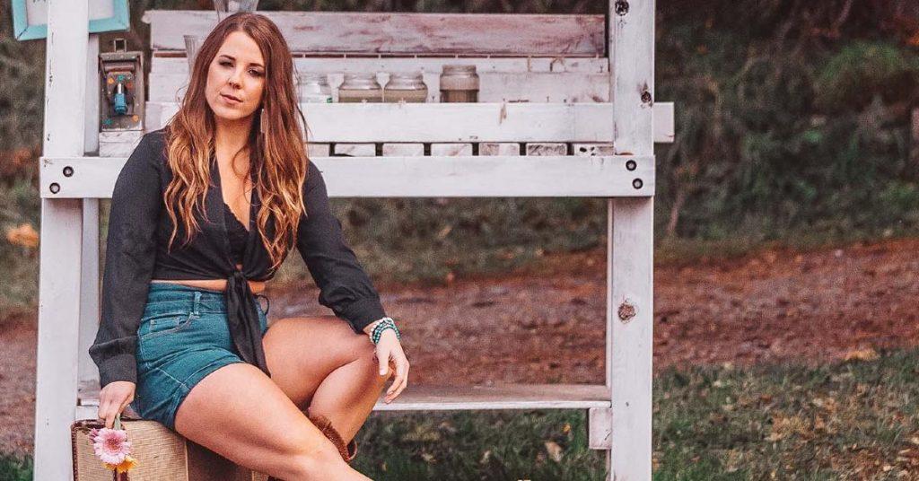 Lisa Nicole's new album Where Wild Hearts Beat