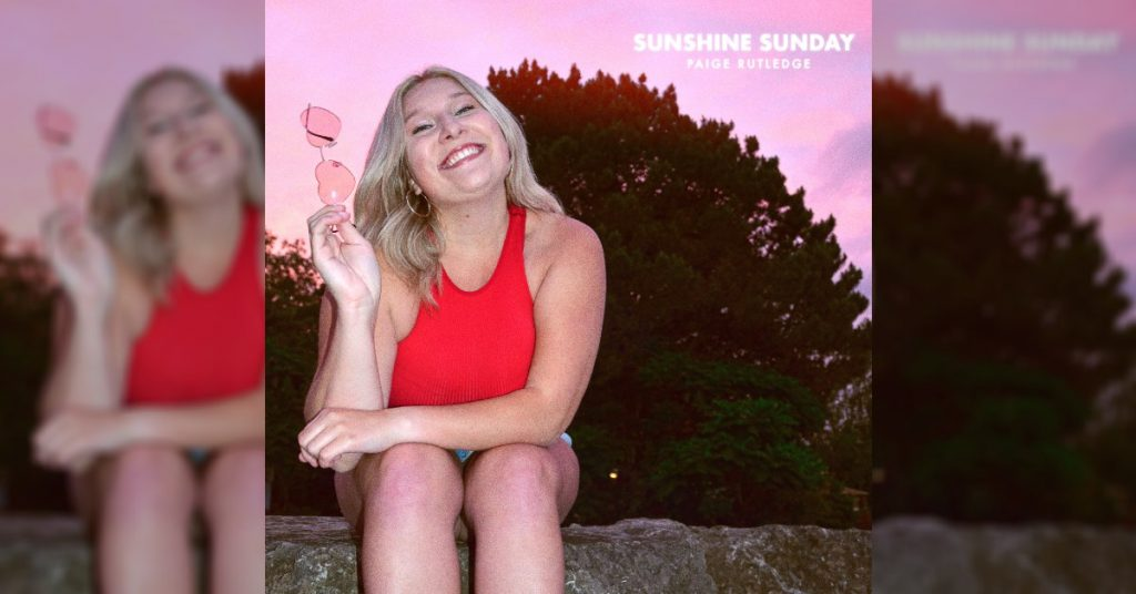 """Paige Rutledge """"Sunny Sunday"""""""