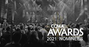 2021 CCMA Awards Nominations