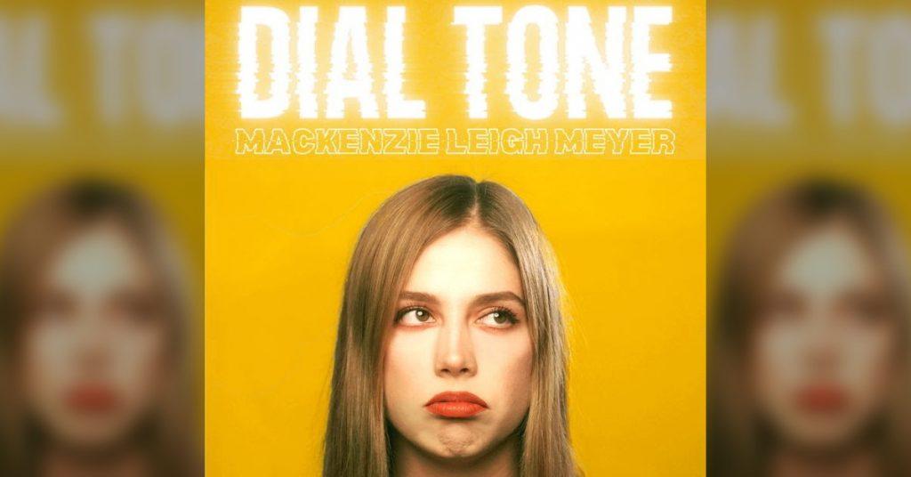 "Mackenzie Leigh Meyer's cover art for ""Dial Tone"""