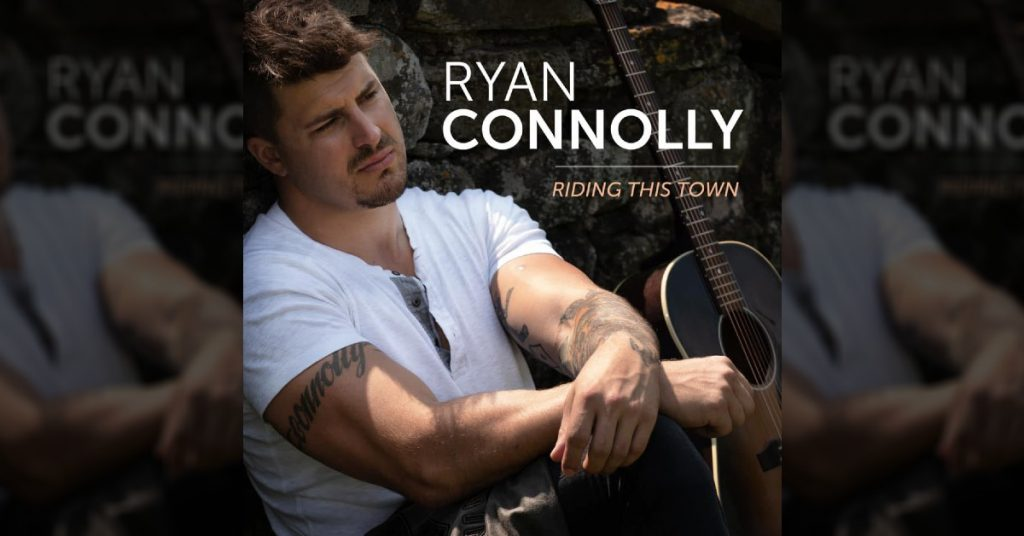 """Ryan Connolly's debut single """"Riding This Town"""""""
